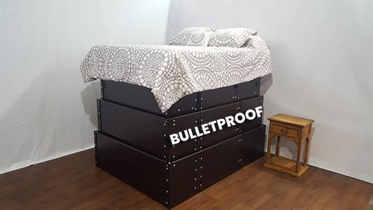Bullet Proof Safe Room